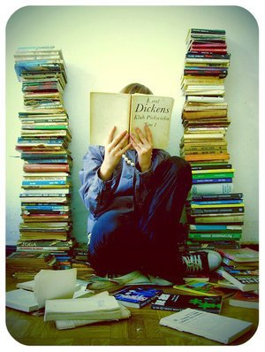 10 Problems that can be Solved with Books – #fanfun