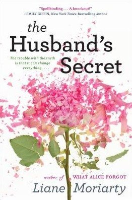 The Husband's Secret – #tellafriend