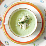 Green Goddess Soup – #southerncomfort