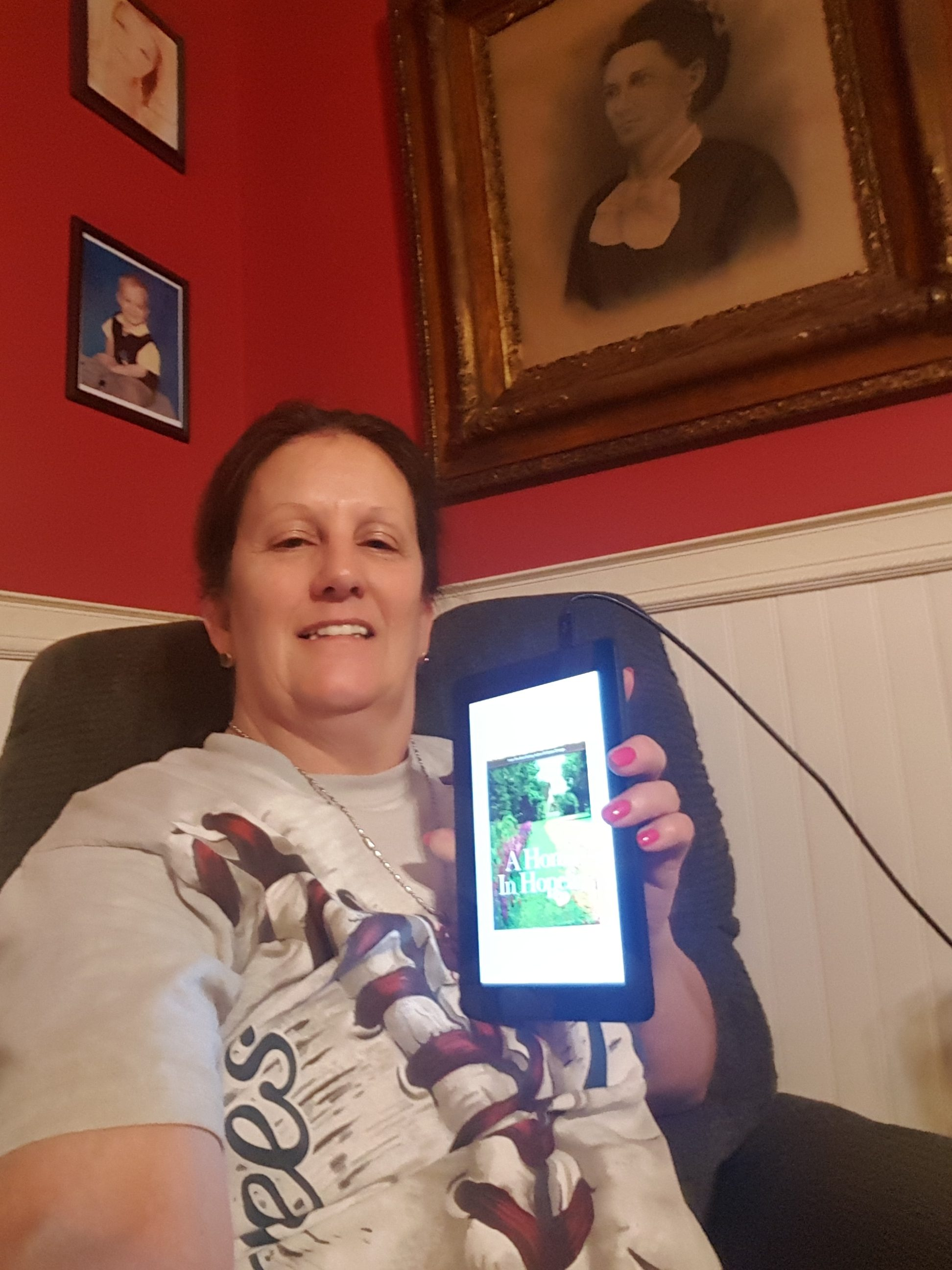 FAN of the MONTH – CJ
