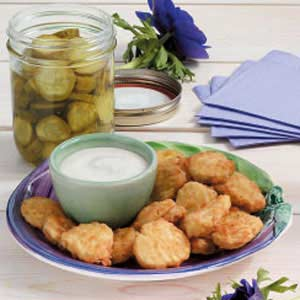 Fried Dill Pickles – #southerncomfort
