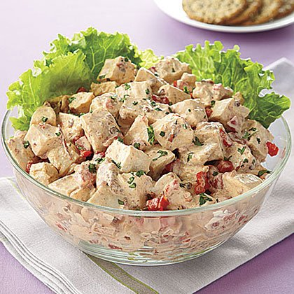 How to Cook Chicken Salad