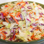 How to cook coleslaw