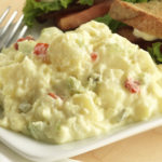 How to cook potato salad