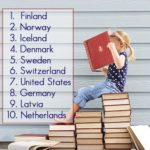 The 10 Most Literate Countries – #fanfun