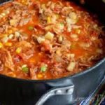 How to cook Brunswick Stew