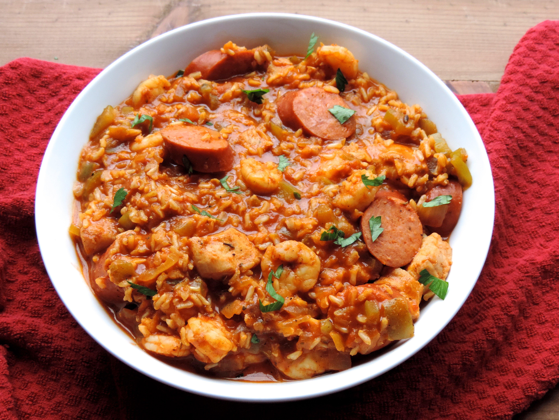 How to cook Jambalaya - Bette Lee Crosby