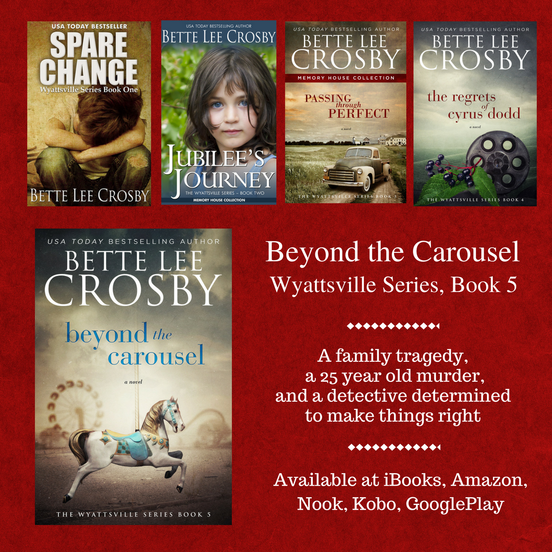 Beyond the Carousel is LIVE!