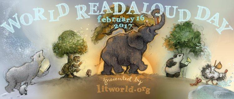 world-read-aloud-day