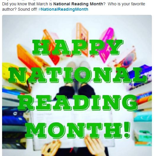 National-Reading-Month