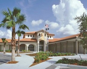Lee County Library in Florida