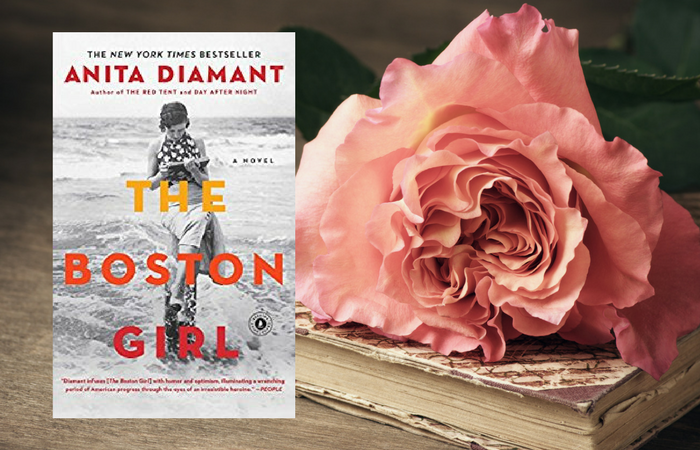 The Boston Girl by Anita Diamant on Bette's Bookshelf