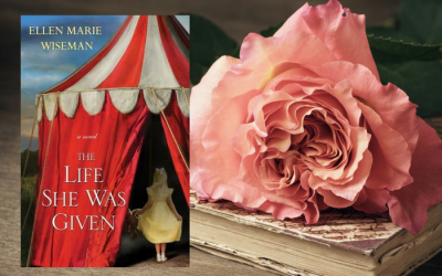 The Life She Was Given by Ellen Marie Wiseman on Bette's Bookshelf
