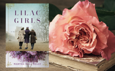 The Lilac Girls by Martha Hall Kelly on Bette's Bookshelf