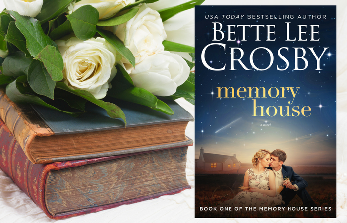 Bette's novel Memory House hit the spot
