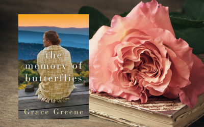 The Memory of Butterflies by Grace Greene on Bette's Bookshelf