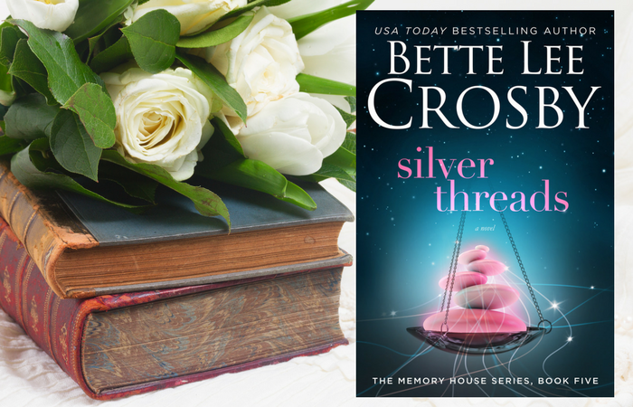 Linda's Book Obsession review of Silver Threads