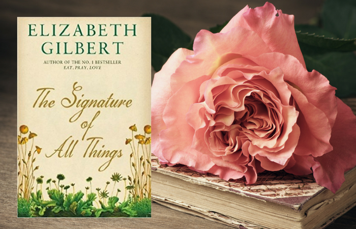 The Signature of all Things by Elizabeth Gilbert on Bette's Bookshelf
