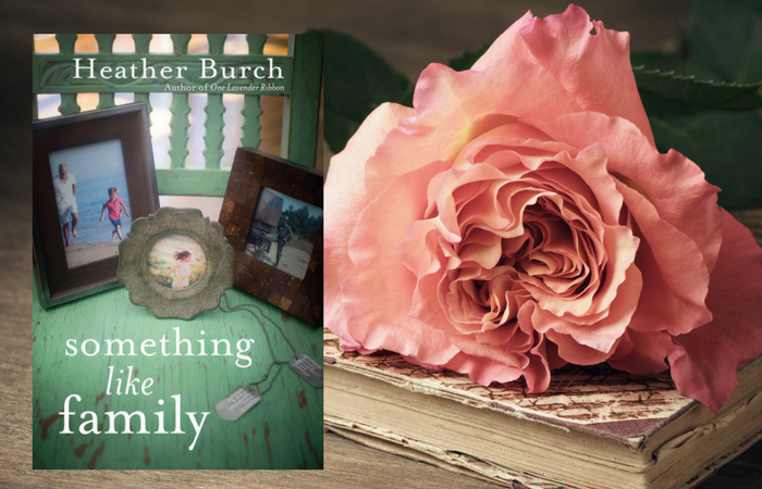 Something like Family by Heather Burch on Bette's Bookshelf