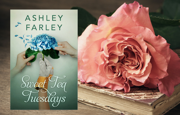 Sweet Tea Tuesday by Ashley Farley on Bette's Bookshelf