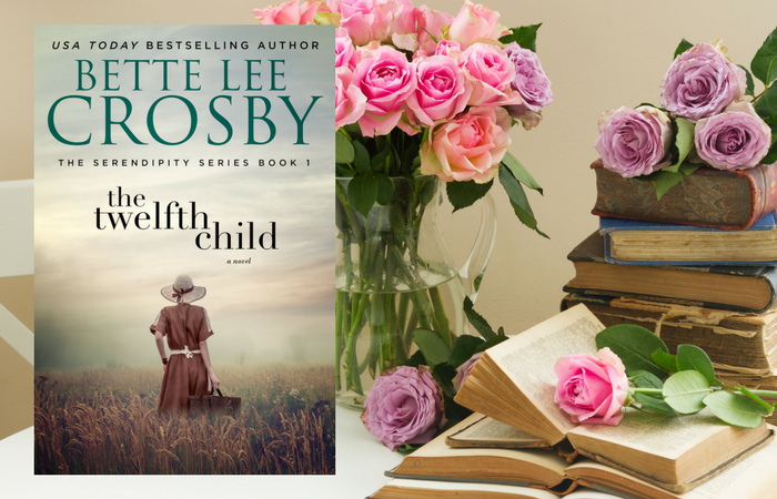The Twelfth Child Goodreads Paperback Giveaway by Bette Lee Crosby