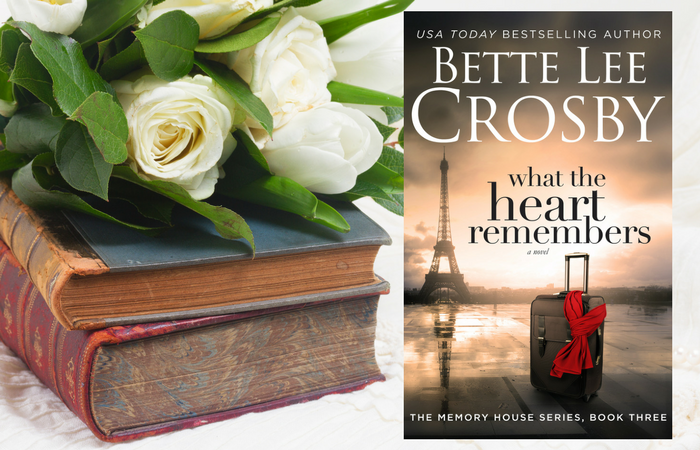 What the Heart Remembers February Goodreads Paperback Giveaway