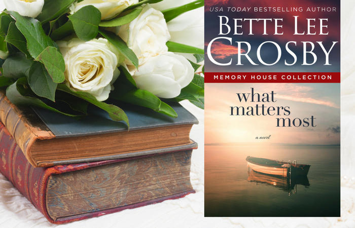 April Paperback Giveaway What Matters Most