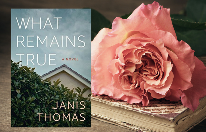 What Remains True by Janis Thomas on Bette's Bookshelf