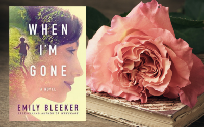 When I'm Gone by Emily Bleeker on Bette's Bookshelf