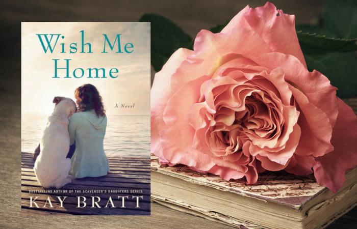 Wish Me Home by Kay Bratt on Bette's Bookshelf