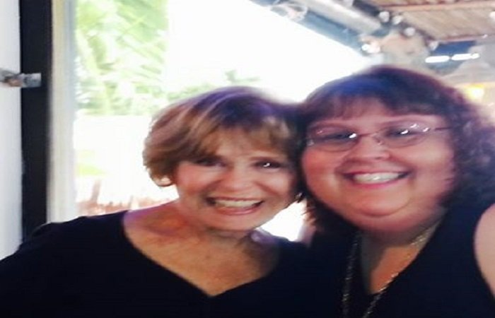 Bette Lee Crosby's Fan of the Month – Maria