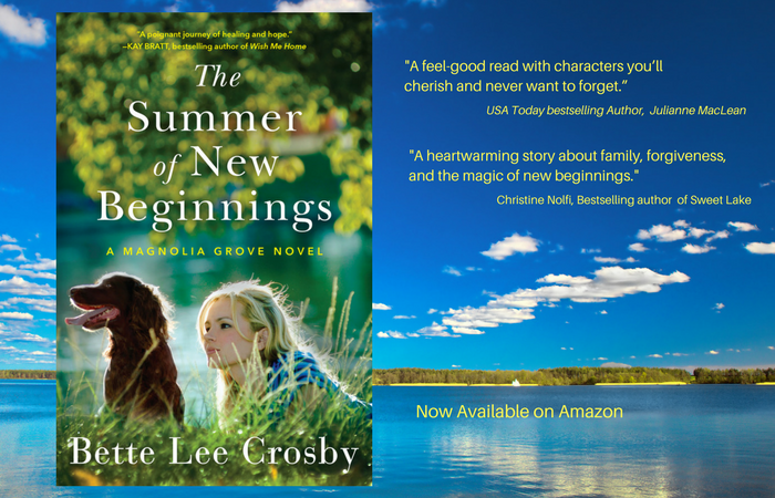 Win an ebook copy of The Summer of New Beginnings