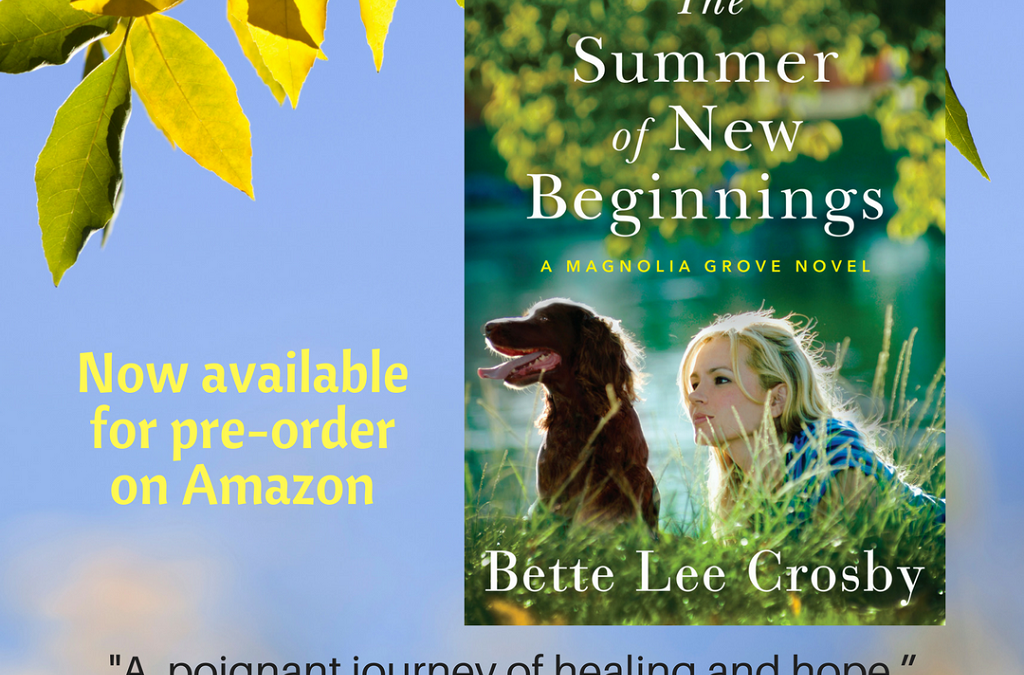 Share The Summer of New Beginnings on Twitter and Goodreads