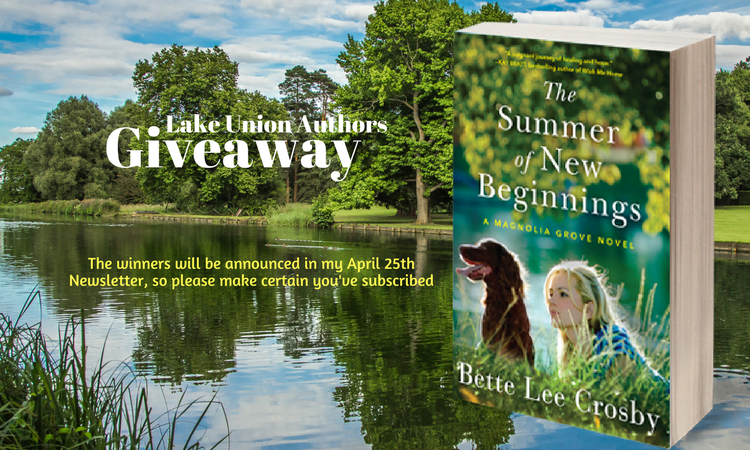 Lake Union Authors Giveaway