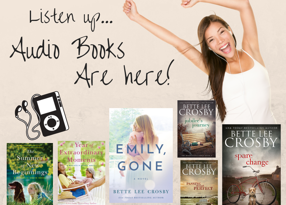 Bette Lee Crosby's Audiobooks