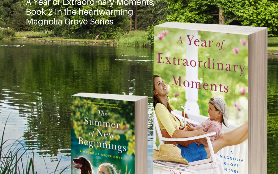 Exclusive Excerpt from A Year of Extraordinary Moments