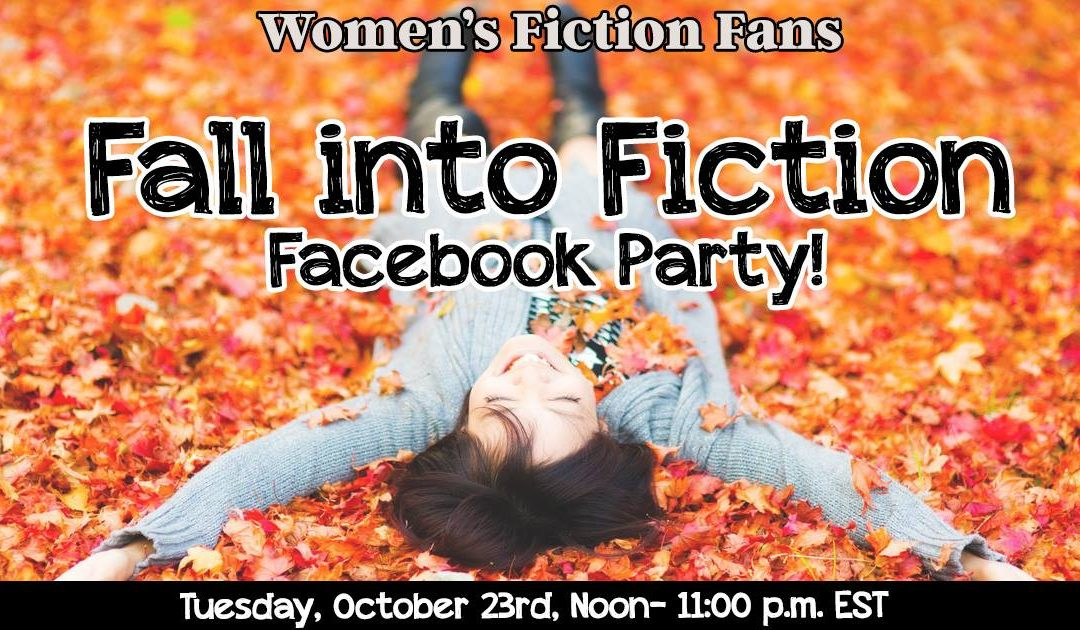 Fall into Fiction Facebook Party