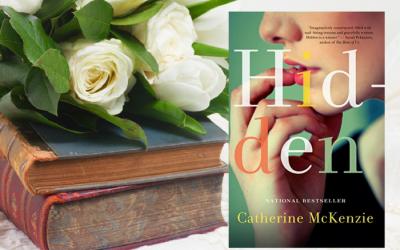 Hidden by Catherine McKenzie on Bette's Bookshelf