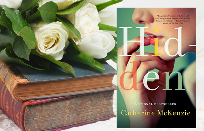 Hidden by Catherine McKenzie on Bette's Bookshelf