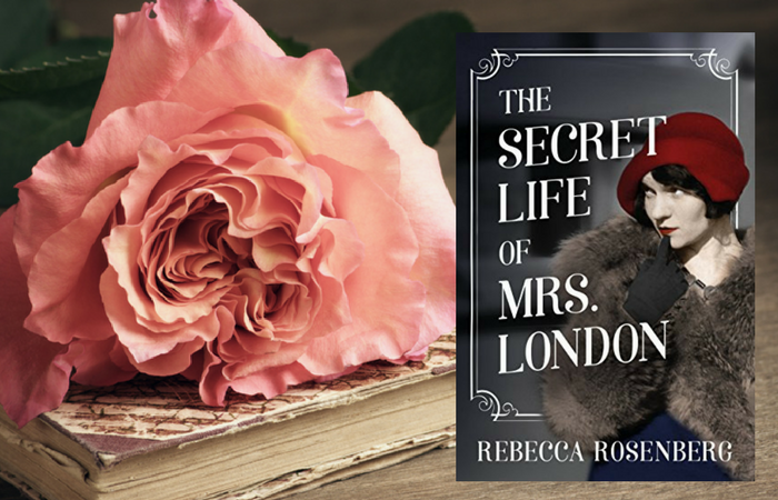 The Secret Life of Mrs. London by Rebecca Rosenberg on Bette's Bookshelf