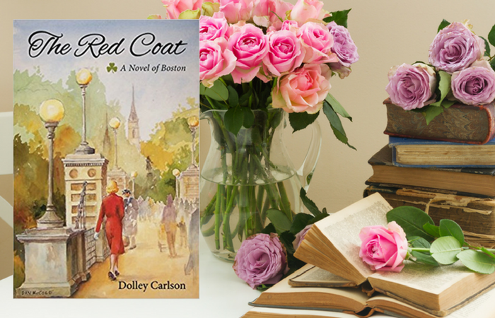 The Red Coat by Dolley Carson on Bette's Bookshelf