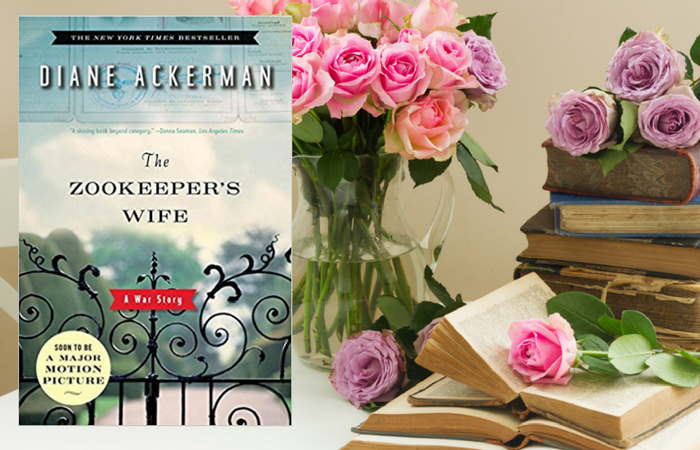 The Zookeeper's Wife by Diane Ackerman on Bette's Bookshelf