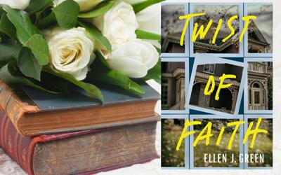 Twist of Faith by Ellen J. Green on Bette's Bookshelf