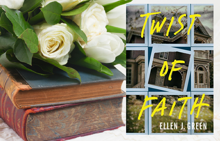 Twist of Faith by Ellen J. Green on Bette's Bookshelf