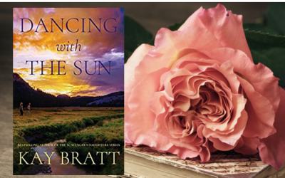 Dancing with the Sun by Kay Bratt on Bette's Bookshelf