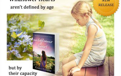 Wildflower Heart by Grace Greene on Bette's Bookshelf