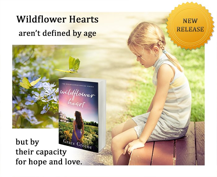Wildflower Heart by Grace Greene on Bette's Bookshelf