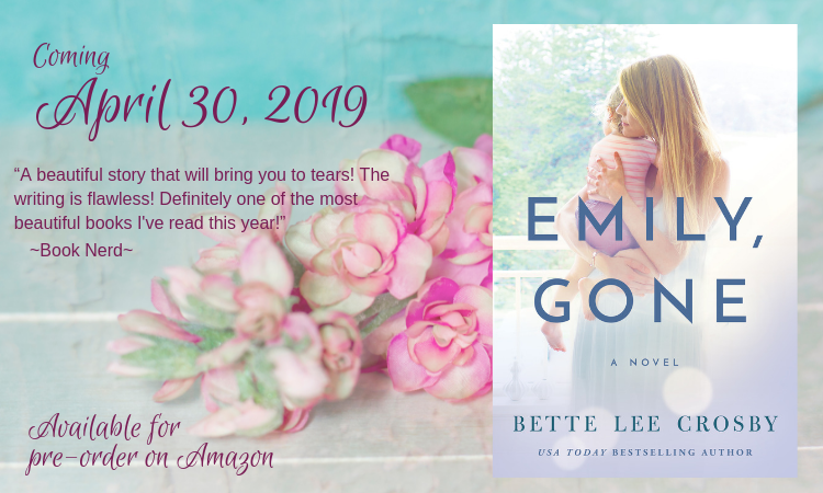 Emily, Gone Cover Reveal is here!