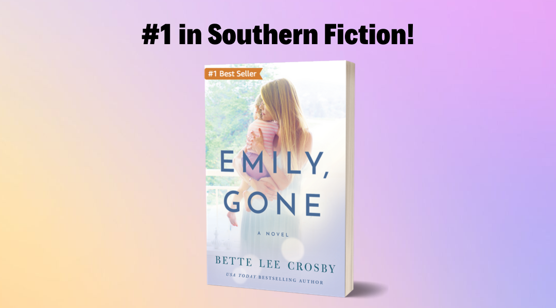 Exciting news about Emily, Gone!