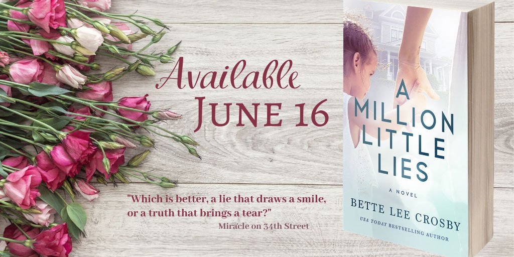 A Million Little Lies – PRE-ORDER YOURS TODAY